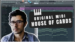 Gambar cover KSHMR - House Of Cards (feat. Sidnie Tipton) (Original MIDI)