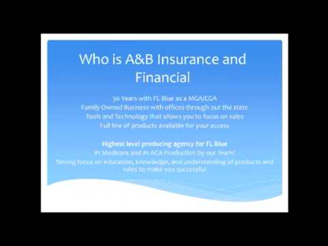 Agent Opportunities with Florida Blue A and B Insurance