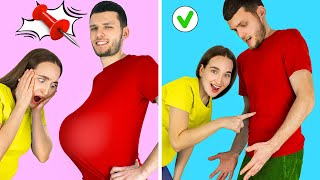 Pregnancy Situations Every Woman Can Relate To / Funny Things About Pregnancy