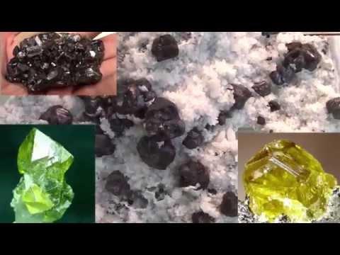 22) Sulfide Minerals