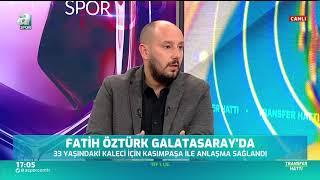 Mehmet Özcan'dan Galatasaray'ın Transfer Gündemine Dair Flaş Açıklamalar