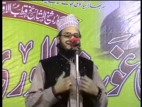 Asad Iqbal Naat in Gorakhpur  2012 High quality and size]