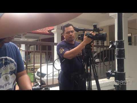 Syafiq Kyle Syazuwan Han Indah Ruhaila Bts Bila Bujang Masuk Dapur 2017