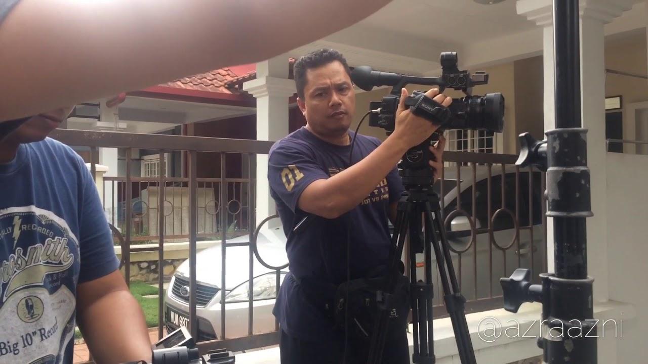 Syafiq Kyle Syazuwan Han Indah Ruhaila Bts Bila Bujang Masuk Dapur 2017 Tv9