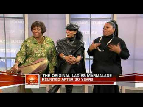 Labelle - Today Show 22 Oct 2008 - BACK TO NOW