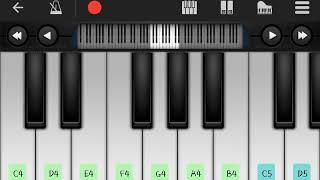 The Flash Theme on Perfect Piano screenshot 3