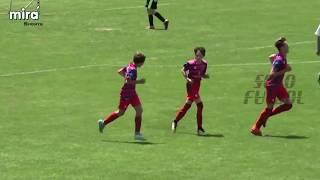 Automoto de Tornquist vs San Martín Santa Trinidad - Goles (4-0) | Playoffs Octava división LRF