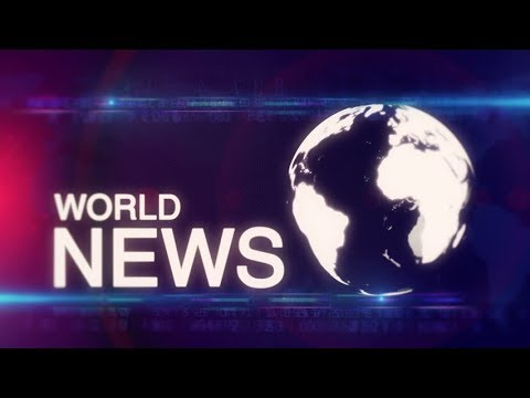 World News Test Transmission