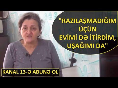 """""""Səbail Polisi Dedi Ki, Ya Evi Adıma Keçir, Ya Da 60 Min Ver, Oğlunu Buraxım""""-Məhbusun Anası Danışır"""