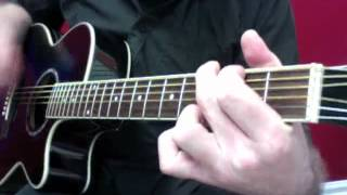 Beginner Guitar Lessons • In The Style Of Runaway Train • Rhythm Guitar