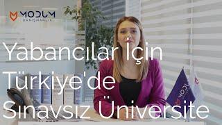 Yabancılar İçin Türkiye'de Sınavsız Üniversite Kayıtları Başladı