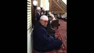 Sakarya sarıkışla camii imam hatibi diyanet sen il Başkan'ı Ali GÜZELDALIN  Kuran'ı Kerim tilaveti 2017 Video