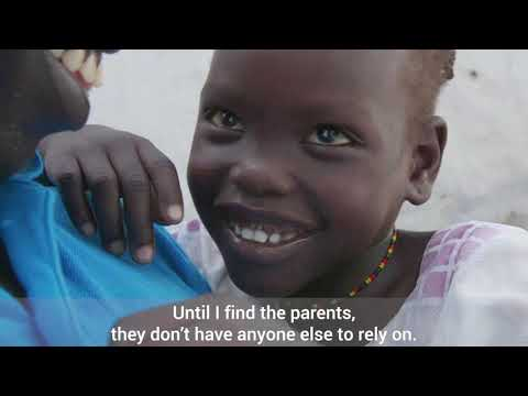Reuniting Lost Children With Their Families in War-torn South Sudan