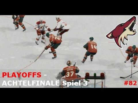 NHL 15 - PLAYOFFS #03: Dünne Luft in Minnesota vs. Minnesota Wild | Part #82 [Let's Play] [GER]