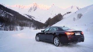 The all-new 2013 Maserati Quattroporte S Q4