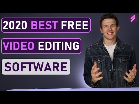 Free Video Editing Software - Top 3 For 2020 [NO WATERMARKS]