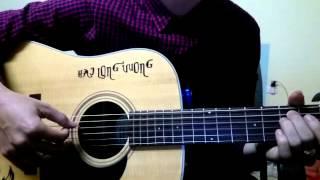 Ngày Xuân Long Phụng Sum Vầy - Hải Long Vương ( guitar cover )