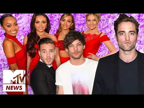Liam Payne And Louis Tomlinson Are Writing Together, Little Mix Hit Back At GRL | MTV News