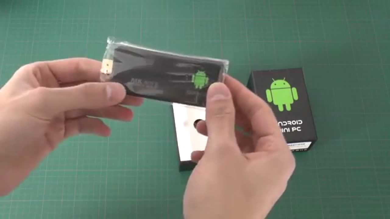 How to use Android Mini PC as Digital Signage Player for free (unboxing)