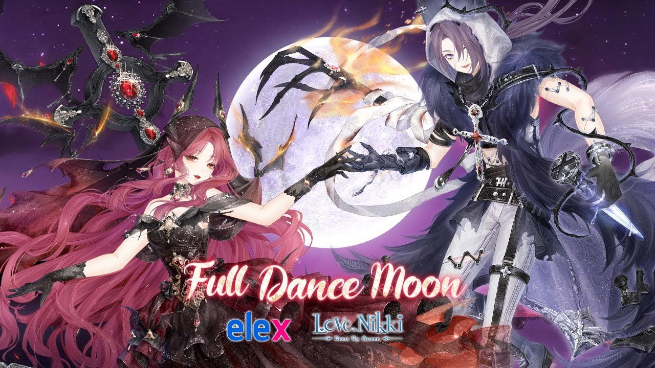 Love Nikki-Dress Up Queen: Full Moon Dance