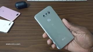 LG V30 Full Review Only 2 Flaws!