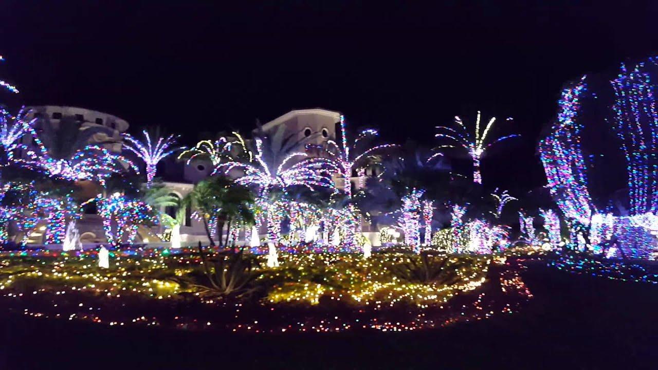 Christmas Decor In Florida