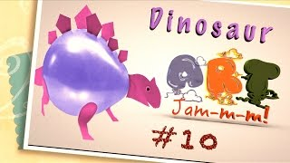 Dinosaur Balloon | Crafts for kids | Jurassic world
