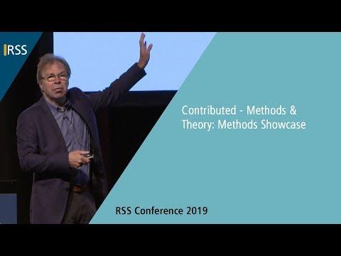 Methods & Theory: Methods Showcase