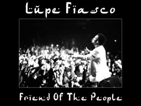 Lupe Fiasco - The End Of The World