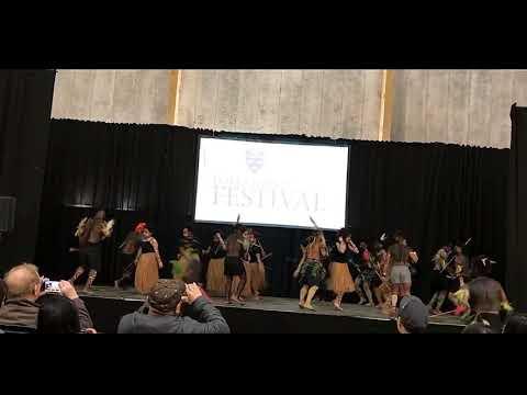 Papuan drama and dance (IPU NZ International Spring Festival 2K17)