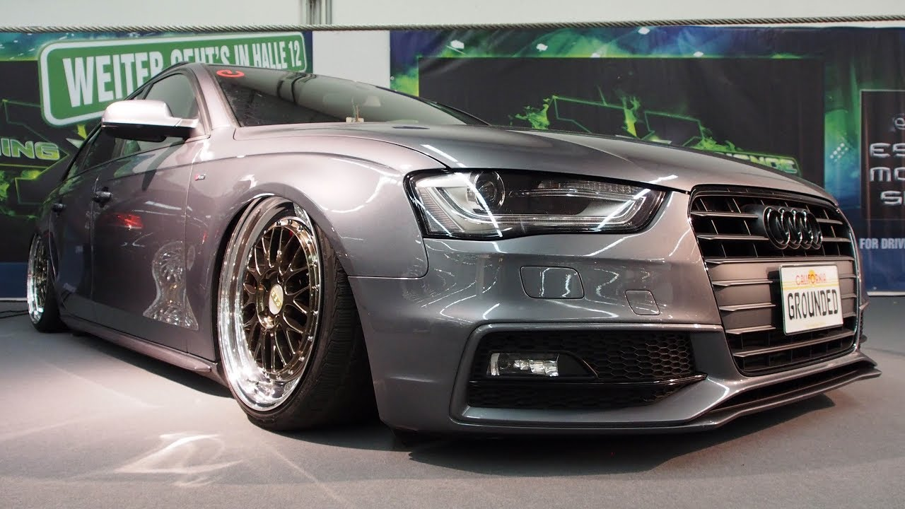 Audi A4 2.0 T >> Audi A4 Avant 8K 2013 Tuning 2.0 TDI 215ps, HP-Drivetech, BBS Le-Mans R19 - YouTube