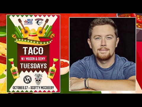 Taco Tuesday w/ Scotty McCreery