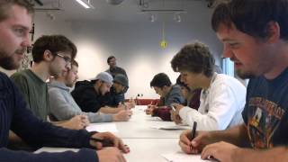 2014 01 Rapid Physical Game Design - Speed Dating - Camera 1