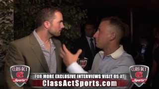 David Wright All Star Interview w/ Jared Ginsberg of Class Act Sports (July 14th, 2013)