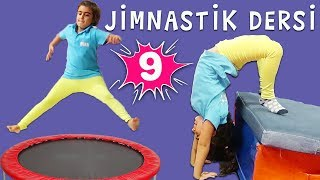 MIRA YARISMAYA HAZIRLANIYOR Umikids Mira Jimnastik Videolari