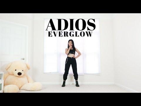 EVERGLOW (에버글로우) - Adios - Lisa Rhee Dance Cover