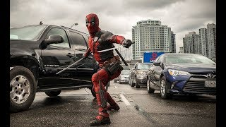 Deadpool - Highway Scene marvel hindi - algorithmic  boost request - 2000000 #ytboostrequest