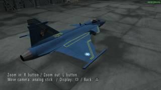 Ace Combat X PSA: Aircraft Texture Quality