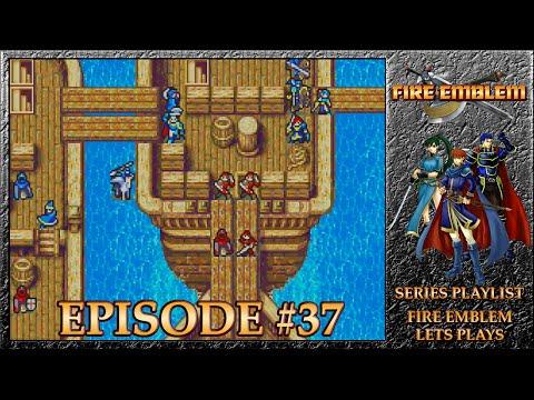 Fire Emblem: Rekka No Ken - Reinforcements, The Third Boarding Party - Episode 37