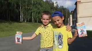 Хоровой лагерь 2019 .озеро Тургояк.