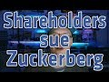 Shareholders sue Zuckerberg and Facebook over Cambridge Analytica Leaks