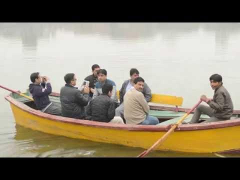 Boating at Banni Khera Farm
