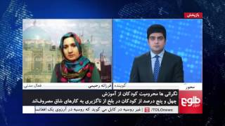 MEHWAR: More Than 50 Percent Of Balkh's Children Forced To Work