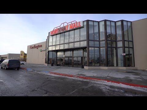 Inside Alaska's Dying Shopping Mall | The Northway Mall