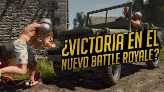 VICTORIA EN EL NUEVO BATTLE ROYALE? TOP ASEGURADO!   CUISINE ROYALE