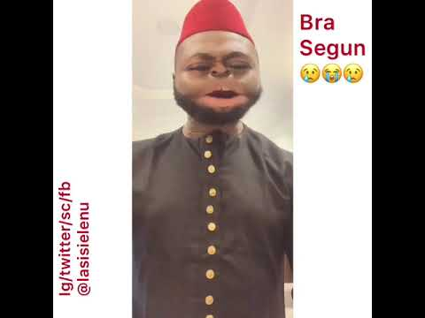 Bra Segun did the worse and worstest thing to me  today ???