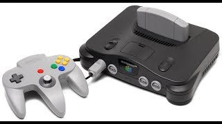 Rumor: Ninendo 64 Classic Mini Edition Announcement is close