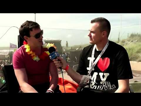 Bryan Kearney interview at Luminosity Beach Festival 2012
