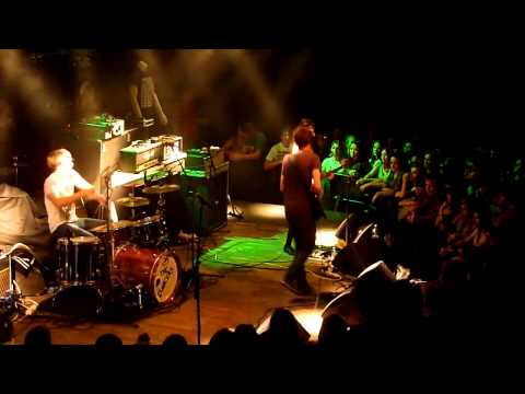 The Dancers - Dancing Game Live in Prague 30th Oct. 2011
