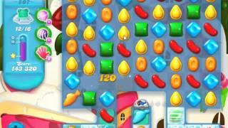 Candy Crush Soda Saga Level 807 - NO BOOSTERS